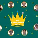De tien finalisten zijn bekend!