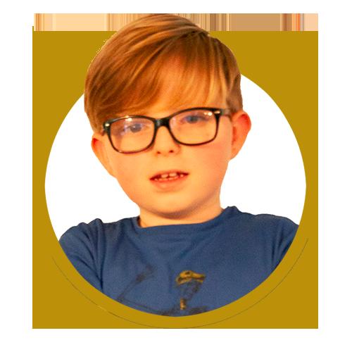 Colin | Winnaar schoolfinale LeesVertelwedstrijd 2019