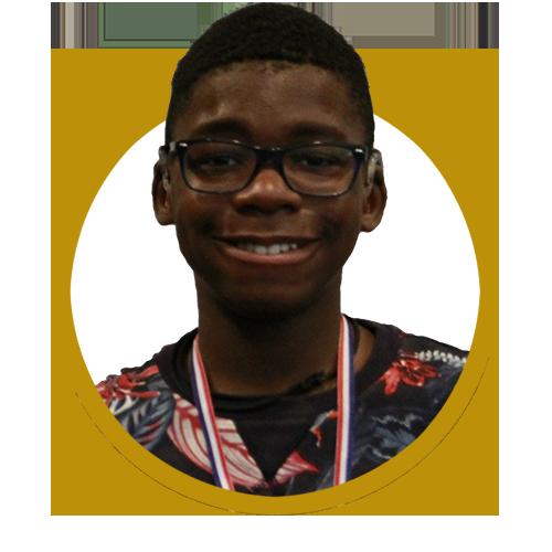 David | Winnaar schoolfinale LeesVertelwedstrijd 2019