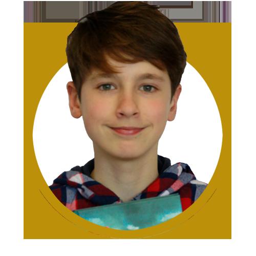 Tom | Winnaar schoolfinale LeesVertelwedstrijd 2019