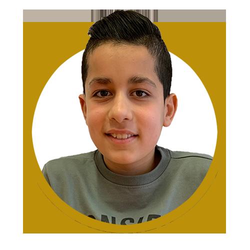 Yasin | Winnaar schoolfinale LeesVertelwedstrijd 2019